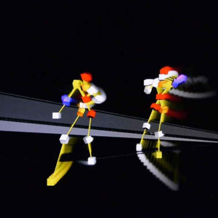 Versus – 3D Dance Performance