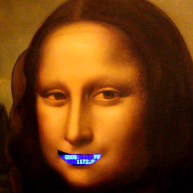 Mona Lisa Overdrive – The Art of Capitalism